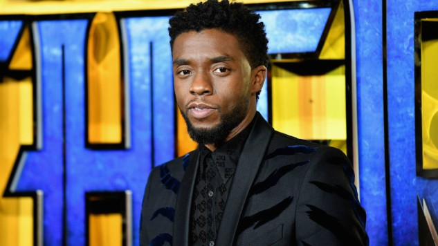 A Young <i>Black Panther</i> Fan Wrote Chadwick Boseman a Letter Entirely in Wakandan