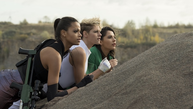 The First <i>Charlie's Angels</i> Trailer Hath Arrived