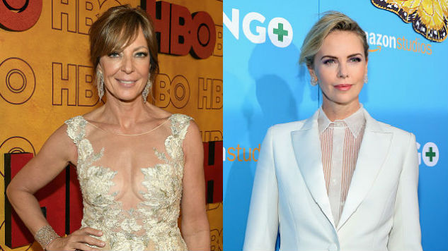 Charlize Theron, Allison Janney Join Stacked Cast of MGM's Animated <i>Addams Family</i> Feature