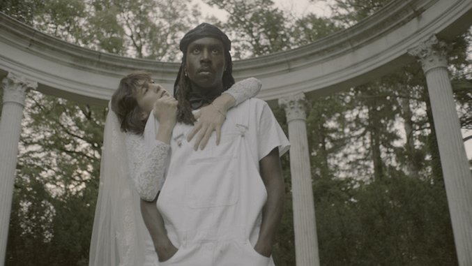 """Charlotte Gainsbourg Releases Dreamy Video For New Single """"Deadly Valentine,"""" Feat. Dev Hynes"""
