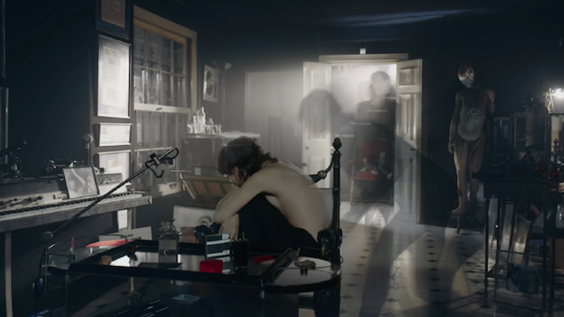 "Charlotte Gainsbourg Explores Her Late Father's Home in Haunting ""Lying With You"" Video"