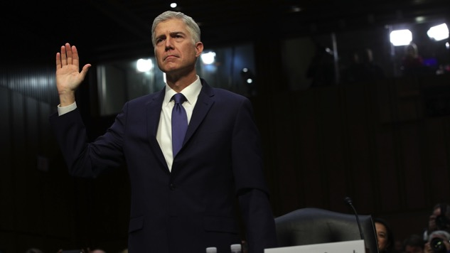 Now is the Time for Progressives to Rally Against Neil Gorsuch