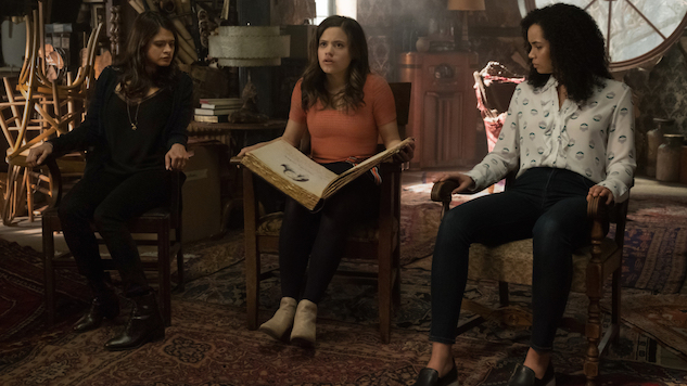 The CW's Fresh Take on <i>Charmed</i> Nurtures the Strengths of the Original
