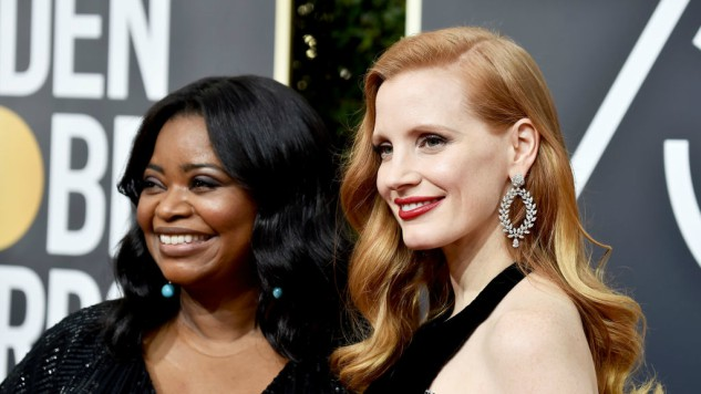 Jessica Chastain and Octavia Spencer Reunite for Untitled Holiday Comedy