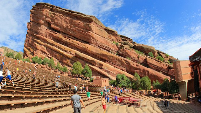 CheapTickets' Five Coolest Outdoor Concert Venues