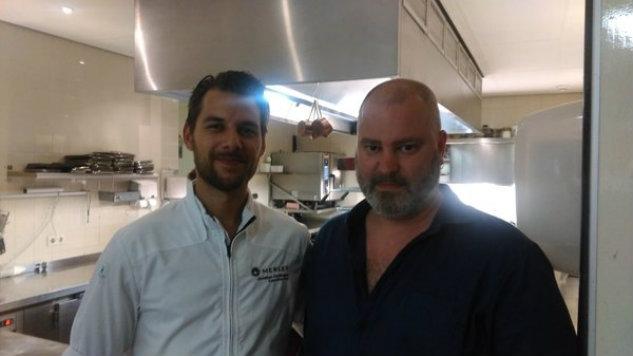 Visiting Three Michelin-Starred Restaurants in Three Days