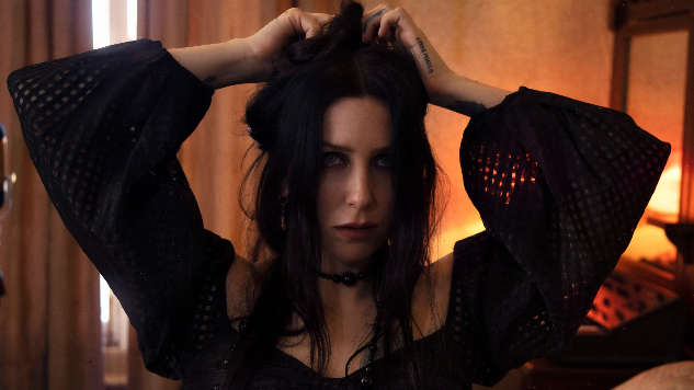"Chelsea Wolfe Wanders a Desert Purgatory in Her ""Deranged for Rock & Roll"" Video"