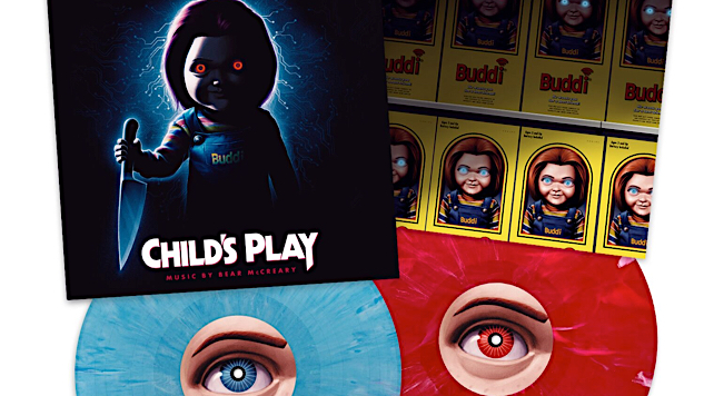 Giveaway: Win the <i>Child's Play</i> Double LP Vinyl!