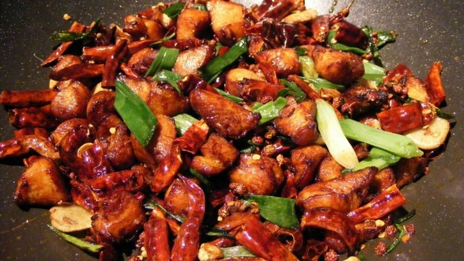 Rethinking the meaning of authentic chinese food food for Authentic chinese cuisine