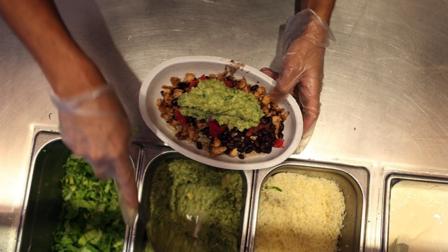 Chipotle Location Temporarily Closed After Reports of Customers Falling Ill