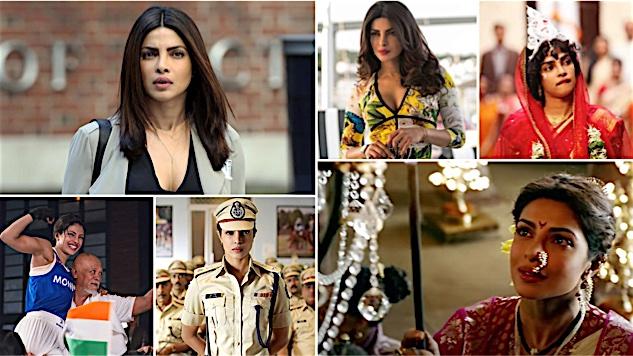 Priyanka Chopra's Bolly-Holly Crossover