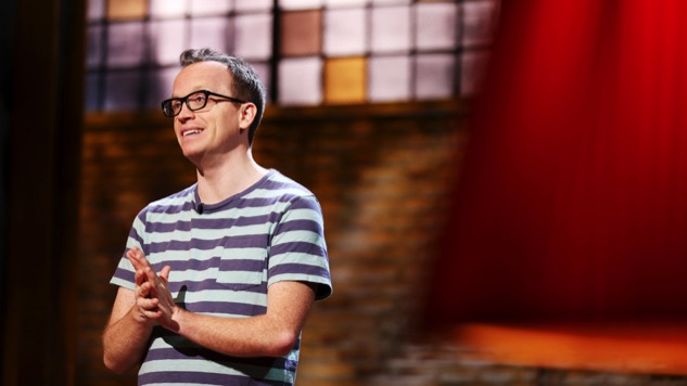 Chris Gethard Talks Live in the Paste Studio Today at 2:30 PM ET