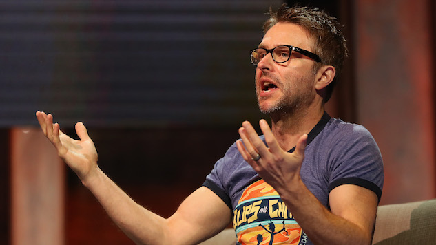 Chris Hardwick Returns to <i>Talking Dead</i> for First Time Since Abuse Allegations