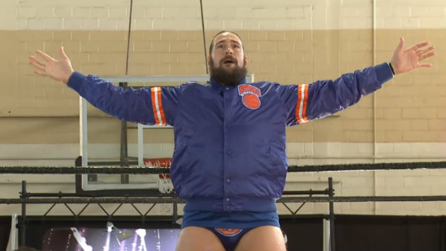 Chris Hero's Unexpectedly Fitting Farewell from the Indies