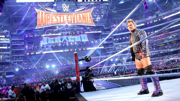"Chris Jericho: The Real ""Mr. WrestleMania"""