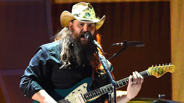"Listen to Chris Stapleton's Cover of Elton John's ""I Want Love"""