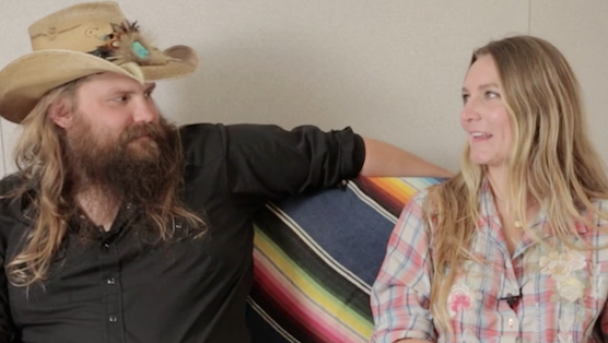 Live from forecastle 2015 an interview with morgane for How many kids does chris stapleton have