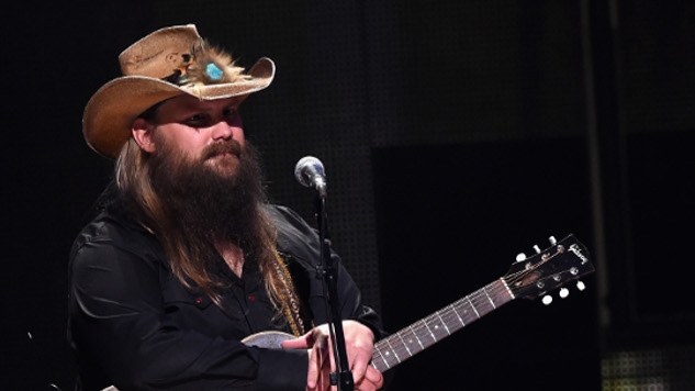 """Listen to Chris Stapleton's Rollicking New Song """"Second One To Know"""""""