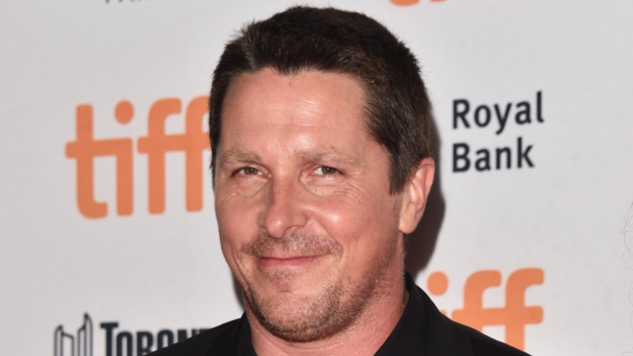 Christian Bale Is Practically Unrecognizable While Prepping to Play Dick Cheney