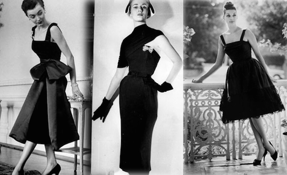 the little black dress a brief history style