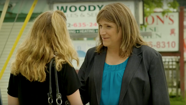 Meet the Nation's First Transgender Gubernatorial Candidate, Christine Hallquist