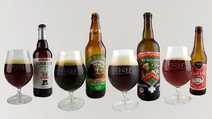 104 of the best christmaswinter beers blind tasted and ranked