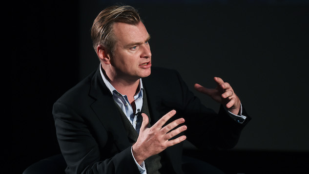 Christopher Nolan Almost Shot <i>Dunkirk</i> With No Script