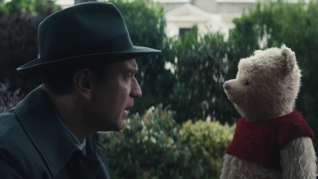 Return to the Hundred Acre Wood With the First Teaser for Disney's <i>Christopher Robin</i>