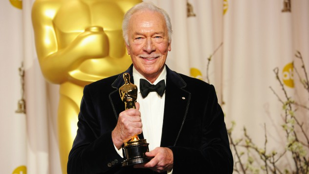 Christopher Plummer Becomes Oldest Actor to Receive Oscar Nomination