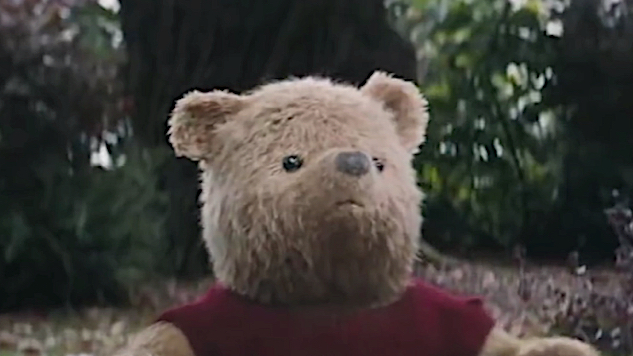 Pooh Comes to Life in New Trailer for Disney's <i>Christopher Robin</i>