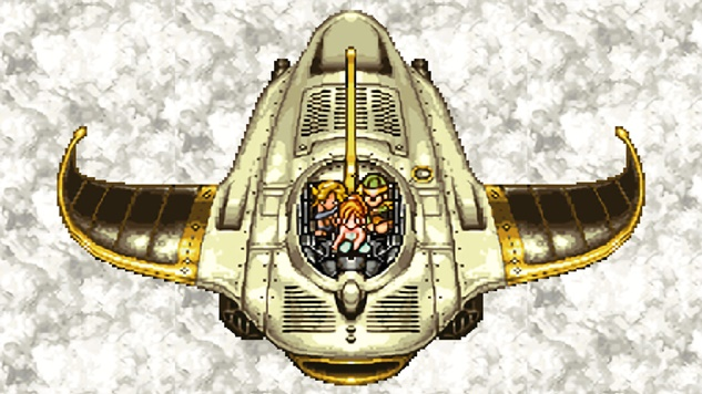Chrono Trigger's old graphics are coming back
