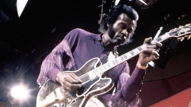 Listen to Chuck Berry Perform with Keith Richards, Eric Clapton and Etta James on This Day in 1986