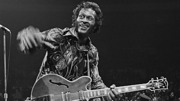 Hear Chuck Berry Play a Classic Set in California on This Day in 1967