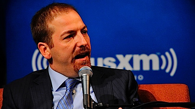 "Chuck Todd: ""We're Not Going to Give Time to Climate Deniers"""