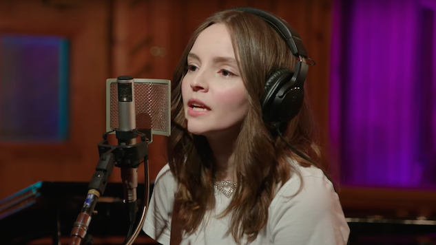 Watch Chvrches  Cover of Beyonce s