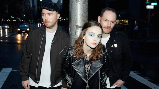 CHVRCHES Share New Song