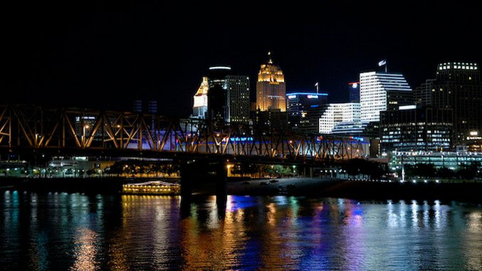 City in a Glass: Cincinnati