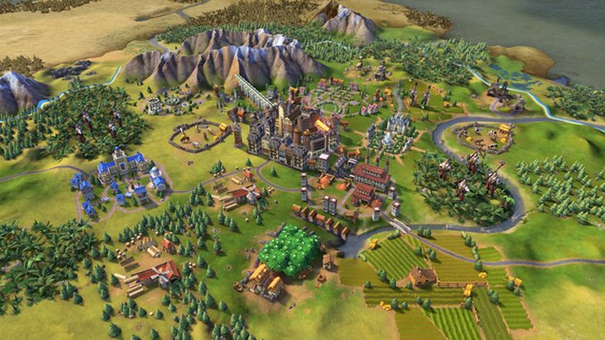 The 5 Most Significant Changes Coming To <i>Civilization VI</i>
