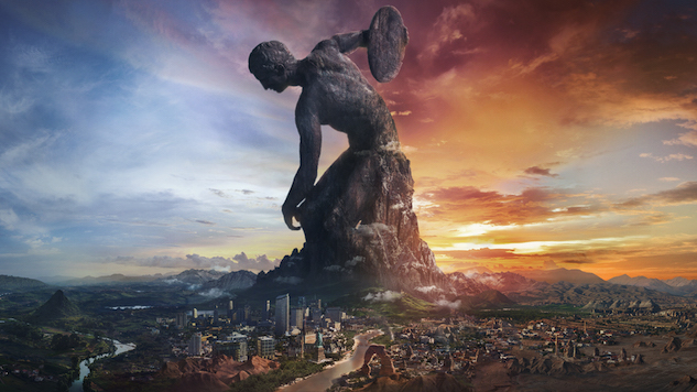 The First Big <i>Civilization VI</i> Expansion is <i>Rise and Fall</i>
