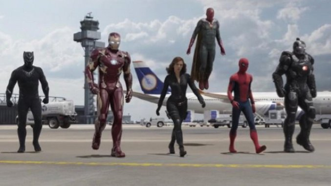 An <i>Avengers: Infinity War</i> Scene Has Over 30 Characters Onscreen at Once