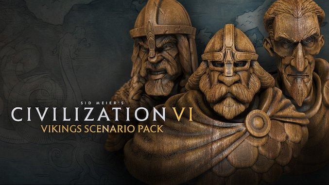 <i>Civilization VI</i> DLC Adds Poland and Vikings Scenarios