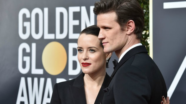 <i>The Crown</i> Production Company Apologizes to Claire Foy and Matt Smith Over Pay Inequality