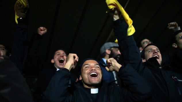 Soccer in the Vatican: The Clericus Cup Turns 10