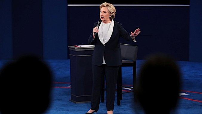 The Second Presidential Debate: In Praise of Well-Prepared Women
