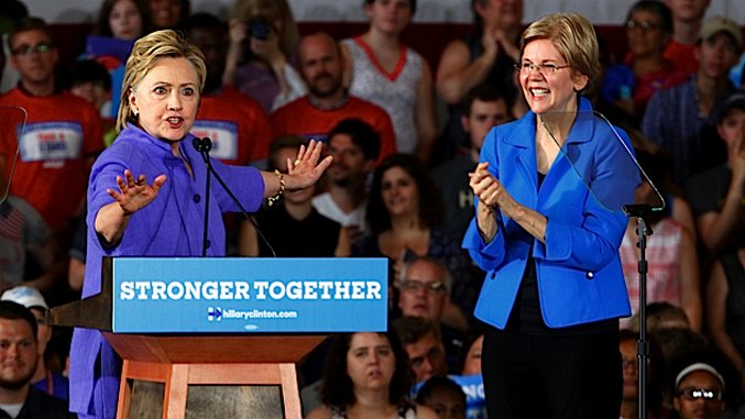 Elizabeth Warren's Fall from Grace: From Darling of the Party to Progressive Pariah