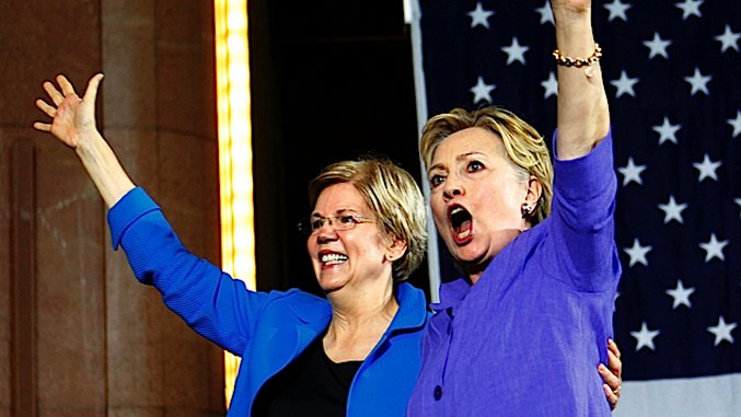 Elizabeth Warren is Brilliant For Endorsing Clinton and Playing the Long Game