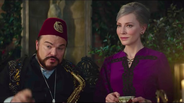 Watch the New Trailer for Jack Black Fantasy <i>The House with a Clock in Its Walls</i>