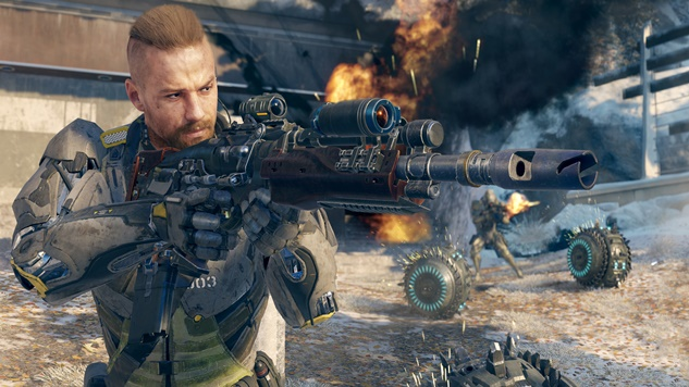 Black Ops IV is the next Call of Duty releasing this year