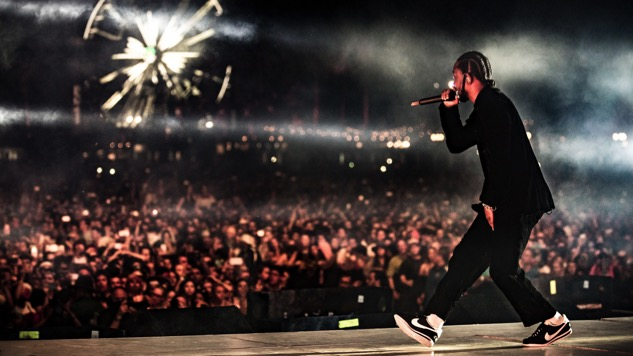 Kendrick Lamar's Going on The <i>DAMN.</i> Tour