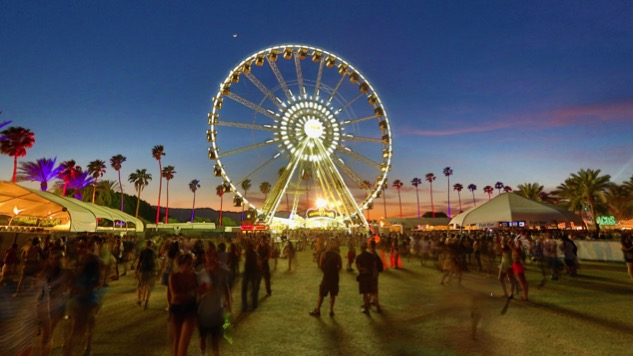 Coachella 2017 Lineup Announced